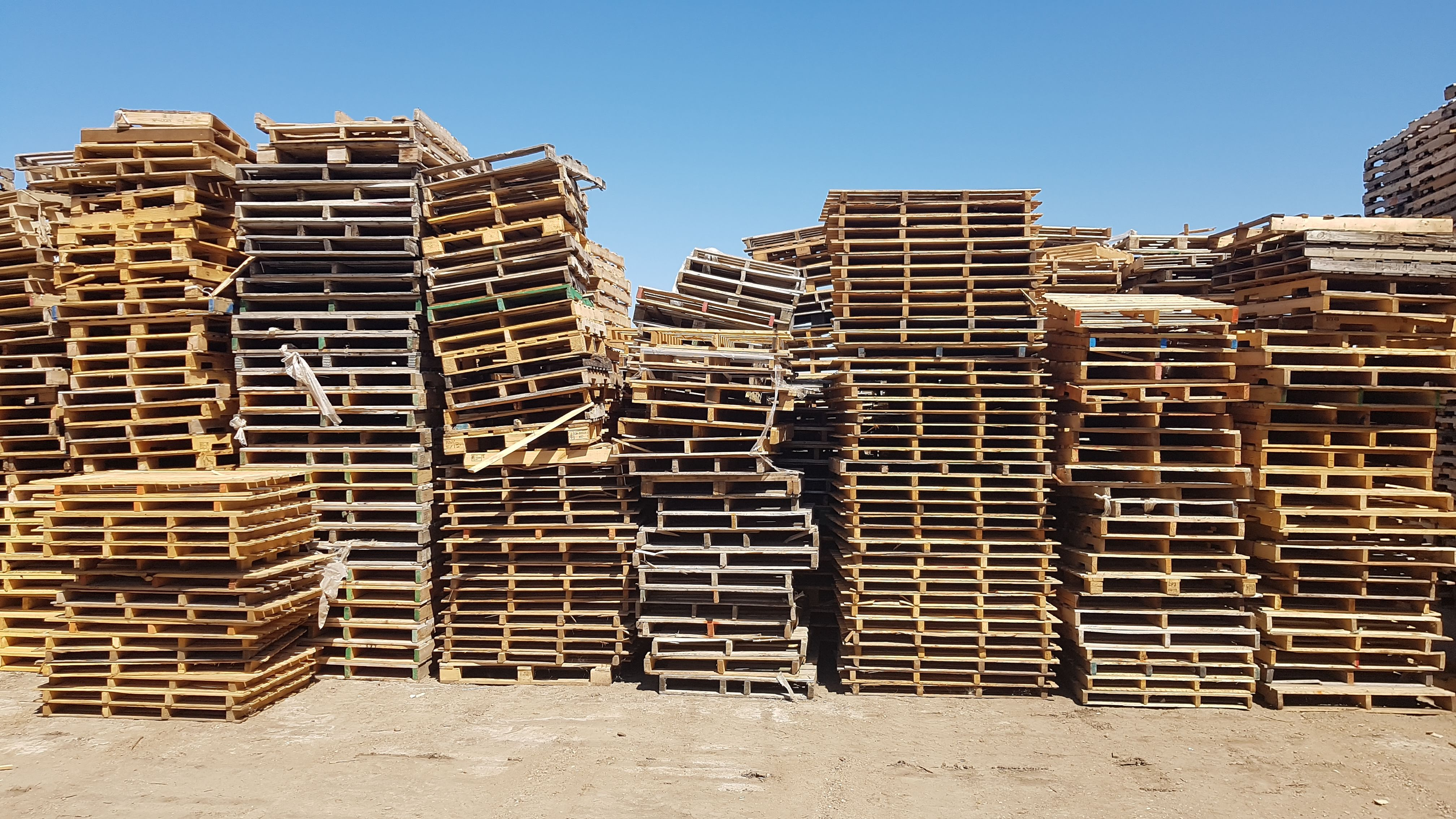Pallet Recycling | Roys Wood Workshop